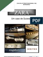 Trabalho de Grupo Zara PDF