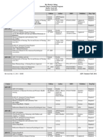 ADN Book List