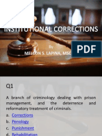 Institutional Corrections Reviewer-Scribd