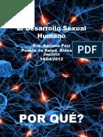 El Desarrollo Sexual Humano