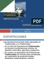 Importación y Exportacion 2