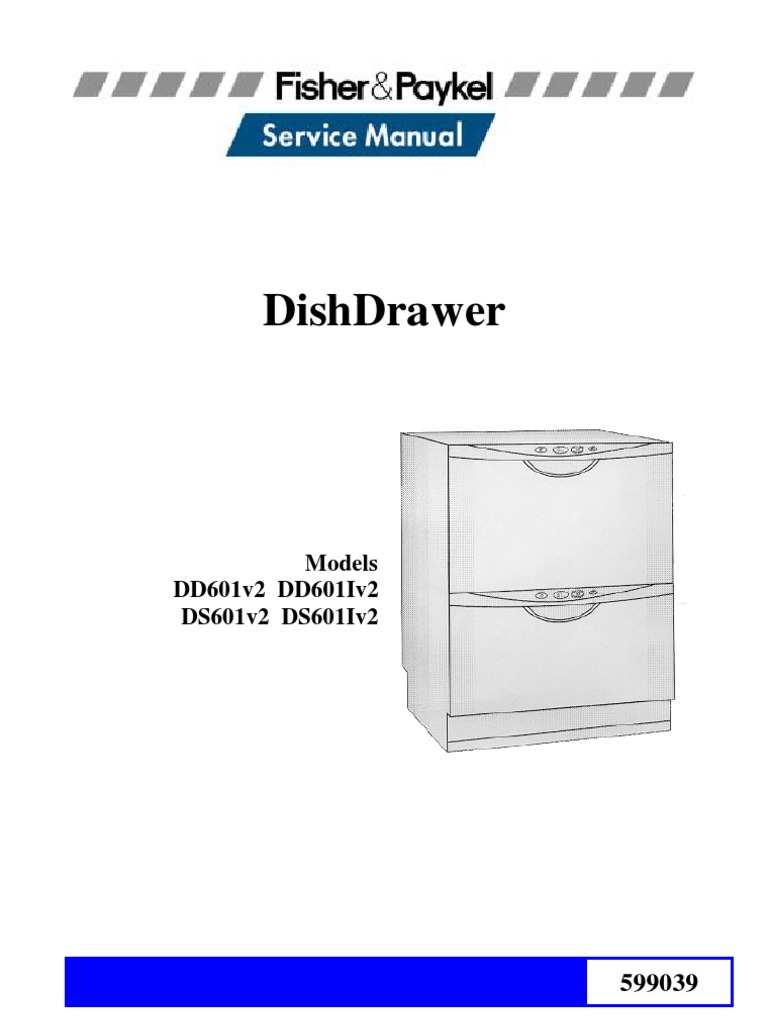 Fisher And Paykel Dishwashers