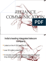 Reliance Communication 1
