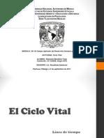 Abelardo Mendieta Ciclo Vital