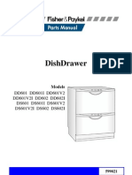 Dish Drawer Parts
