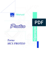 Manual Do Cnc - Proteutorno