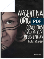 Aranda, Darío - Argentina originaria
