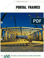 Timber Portal Frames Datafile