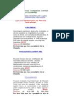 POUSADAS HOTÉIS E CAMPINGS DE CHAPADA DOS GUIMARÃES