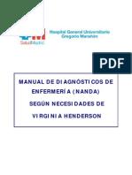 Manual de diagnýsticos de enfermerýa NANDA