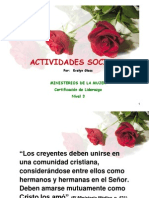 Actividades Sociales_Diapositivas