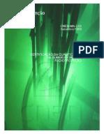 CNEN-NN-3.03 - CERTIFICAÇÃO DA QUALIFICAÇÃO DE SUPERVISORES DE RADIOPROTEÇÃO