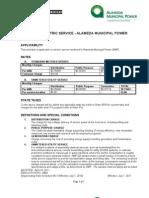 City-of-Alameda-MU-3-Municipal-Electric-Service---Alameda-Municipal-Power-Accounts