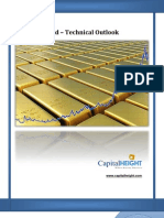 GOLD - Technical Outlook  Special Report By www.capitalheight.com