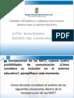 Maestria en Gerecnia y Liderazgo Educacional Act 4