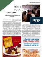 Crónica una cuartilla. Monarcas vs Chivas