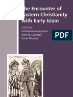 History of Christian Moslem Relations