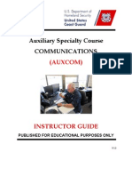 AUXCOM Instructor