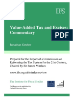 Commentary Sin Taxes