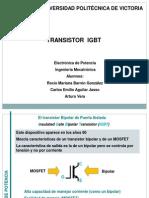 Presentación clase IGBT
