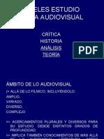 Niveles Estudio Obra Audiovisual