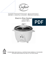 Rice Cooker 6934