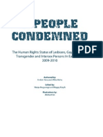 A People Condemned