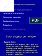 Dolores Peri Articulares Mas Consult a Dos