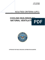 Cooling Buildings by Natural Ventilation