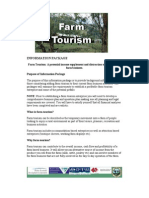 Farm Tourism Info