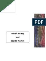 Module-7 Indian Money & Capital Mkt