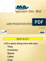 Lean Production System (LPS)