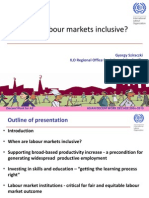 When are labor markets in Asia inclusive? (Presentation)