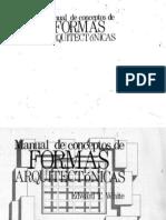 Manual de conceptos gráficos de arquitectura-E White