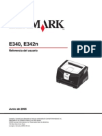 lexmarkE340