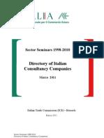 Firme Italienesti de Consultant A