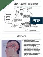 Resumo das Funçoes cerebrais