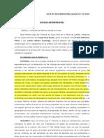 Acta deliberacion RIT 35-2010 TOP Cañete