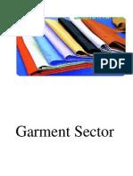 Garment Trade