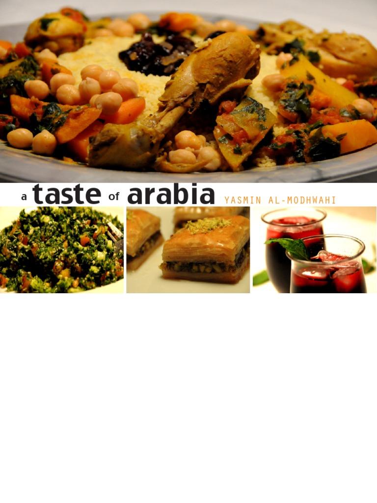 Arabic cookbook salad pancake forumfinder Image collections