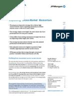 2006 Loeys, J., Exploiting Cross-Market Momentum