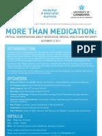 HEALTH 070 Medication Conference Flyer v2