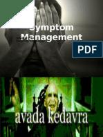 Symptom Management