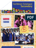 2011 Pearson Caribbean Secondary catalogue