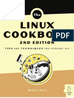 The Linux Cookbook Tips and Techniques for Everyday Use