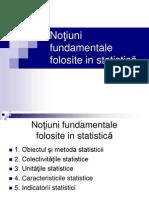 Statistica referat