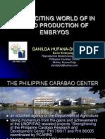 PSDB 2010 Presentation - Fin