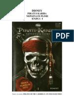 Disney - Pirati s Kariba 4 - Nepoznate Plime