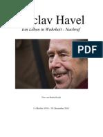 2011-12-18 Vaclav Havel - Ein Leben in Wahrheit