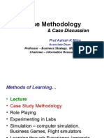 Case Method Introduction